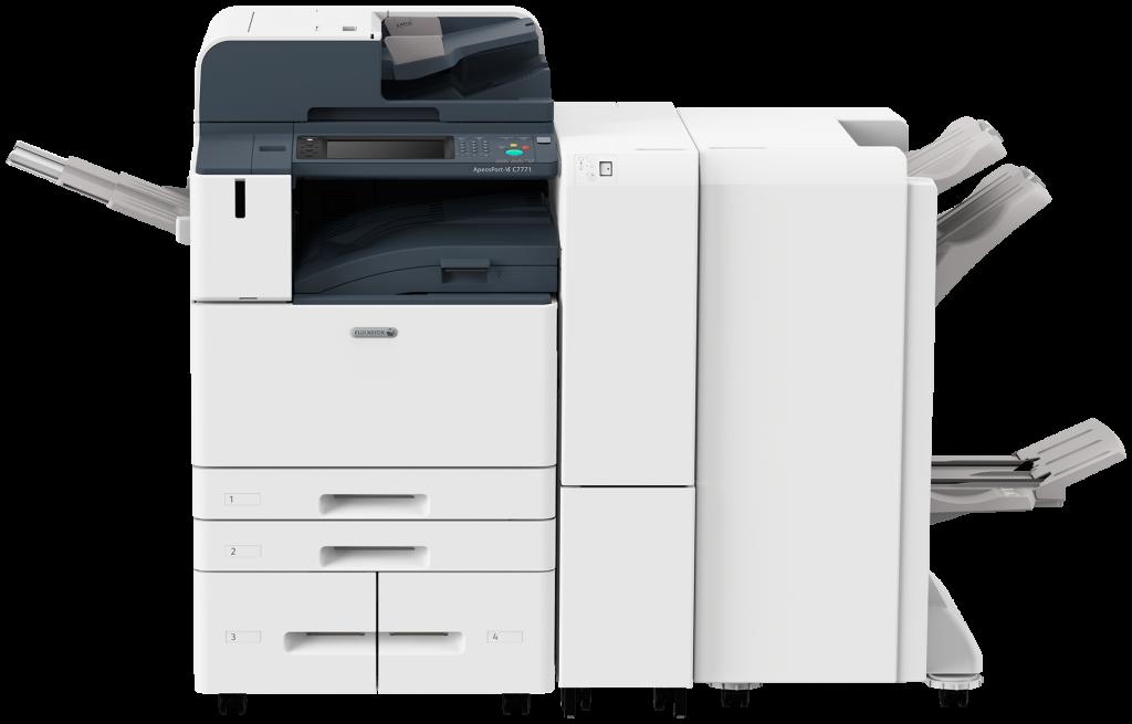 Fuji Xerox DocuCentre VI C5571/C4471/ C3371/C3370/C2271