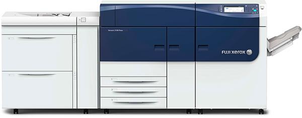 Fuji Xerox New Versant 2100 Press