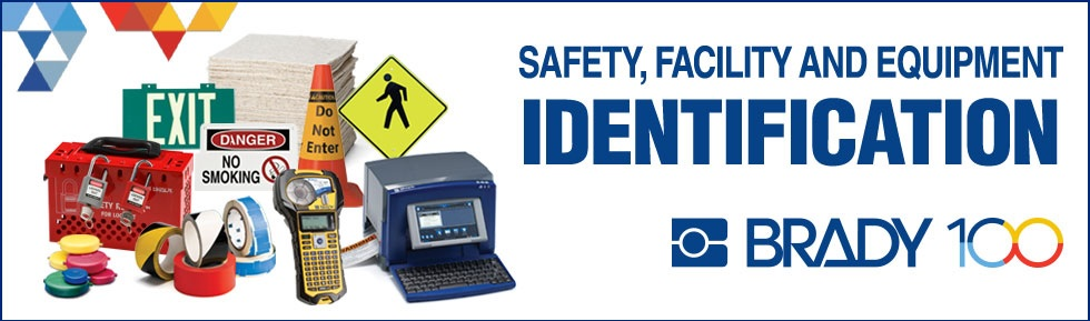 Brady Products - Labels, Printers and Safety Identification