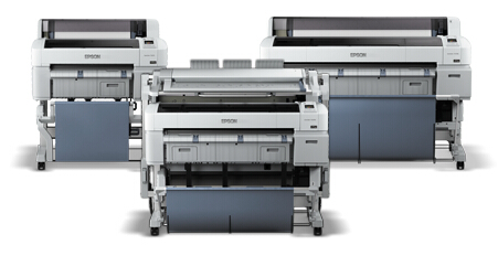 Epson Engineering Large Format Printers